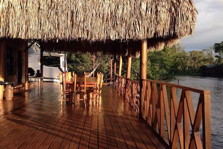 The best natural experience in Rio Dulce