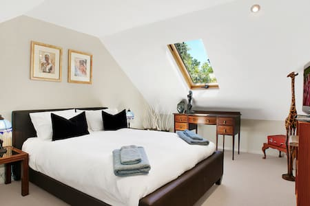 The Loft at Oak Lodge, Leura - Leura