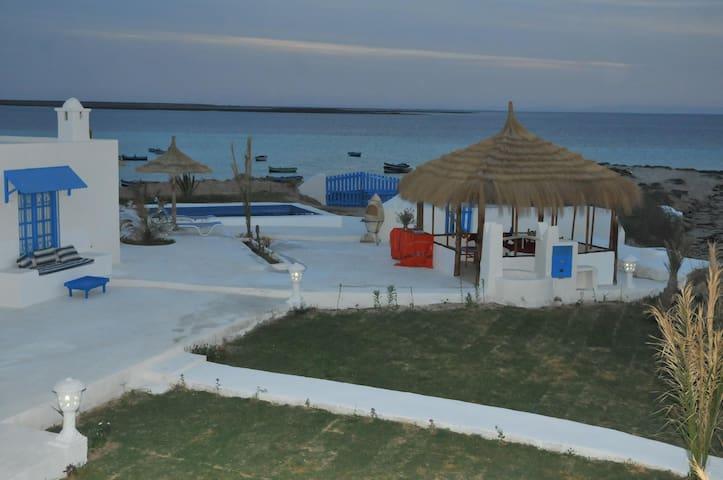 hotel dar elbidha djerba  - Djerba Ajim - Penzion (B&B)