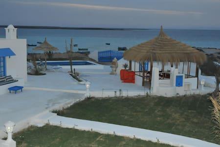 hotel dar elbidha djerba  - Djerba Ajim - Oda + Kahvaltı
