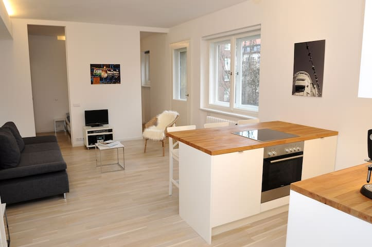 Modern&Comfortable City Apartment  - Berlin