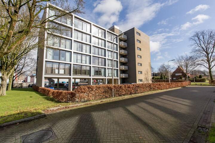 Moderne studio op fietsafstand van centr. Nijmegen - Nijmegen - Apartamento
