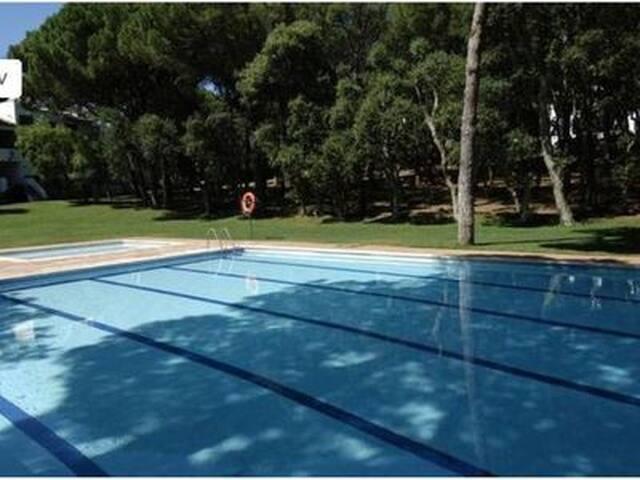 Casa con piscina en CALELLA de PALAFRUGELL - Palafrugell - House