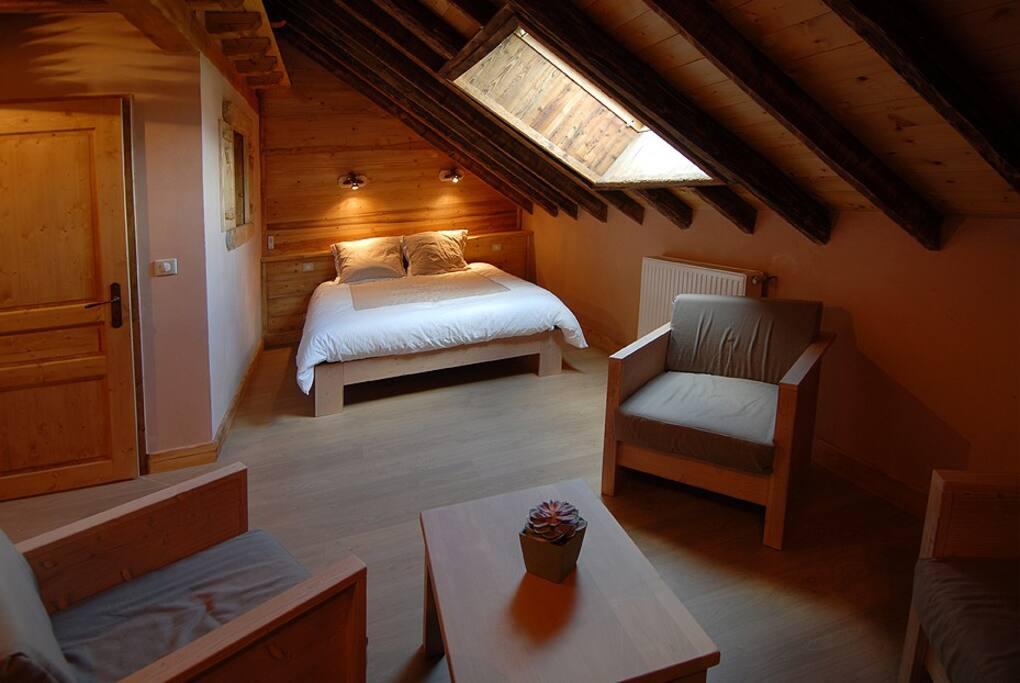 la ferme de no mie en savoie chambres d 39 h tes louer mercury rh ne alpes france. Black Bedroom Furniture Sets. Home Design Ideas