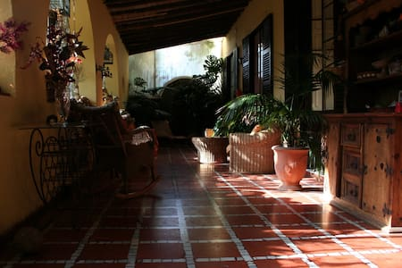 B&B in colonial styled hazienda - Santa Brígida - Bed & Breakfast