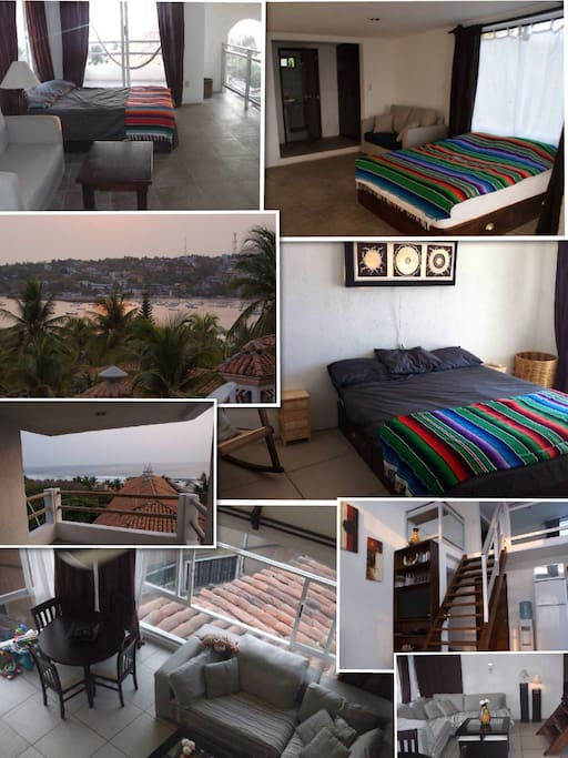Great apartment only 200 meters from the sea flats for for 100 beauty salon escondido