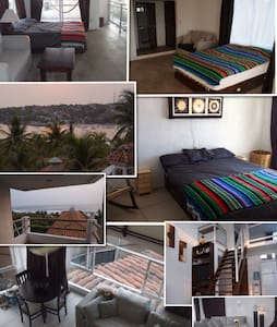 Great apartment close to sea