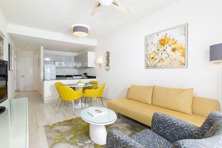 South Beach Hotel Accra Beach - One Bedroom Suite - Bridgetown
