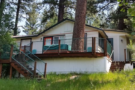 Knotty Pine TreeHouse-Location, Style +Hot Tub!! - McCall - Hus