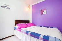 Affordable travellers room Boracay