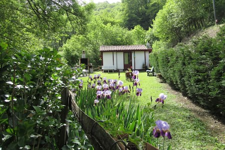 Pays Basque, maisonnette 2 Person - Rumah