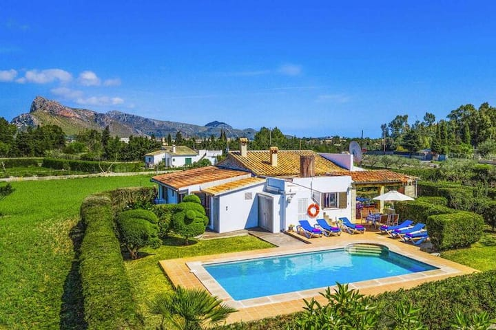 4 star holiday home in Puerto de Pollensa