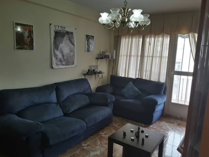 Habitacion en piso compartido 2