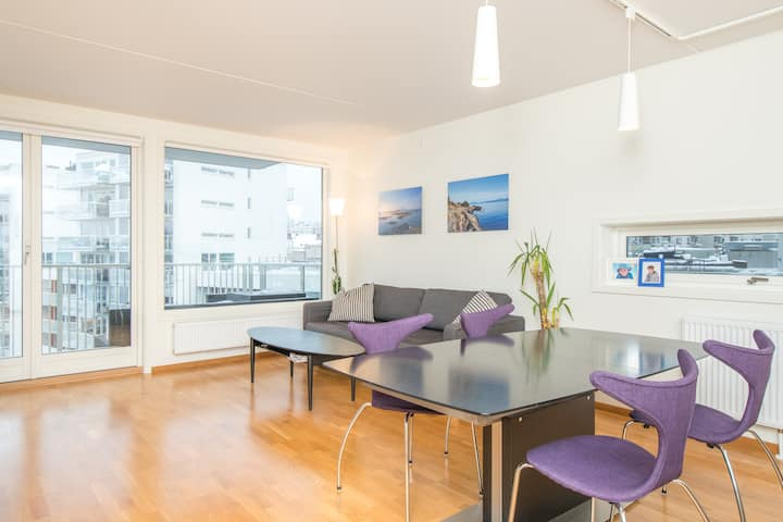 Central modern exclusive apartment