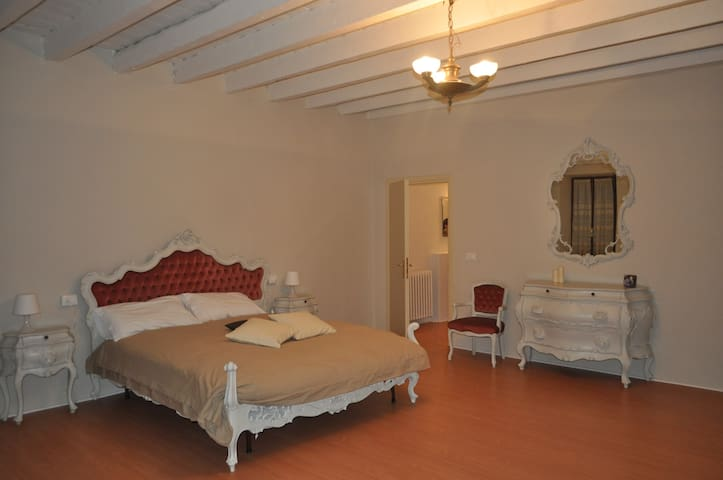 TIPICA CASA MANTOVANA IN COLLINA! - Volta Mantovana - Szoba reggelivel