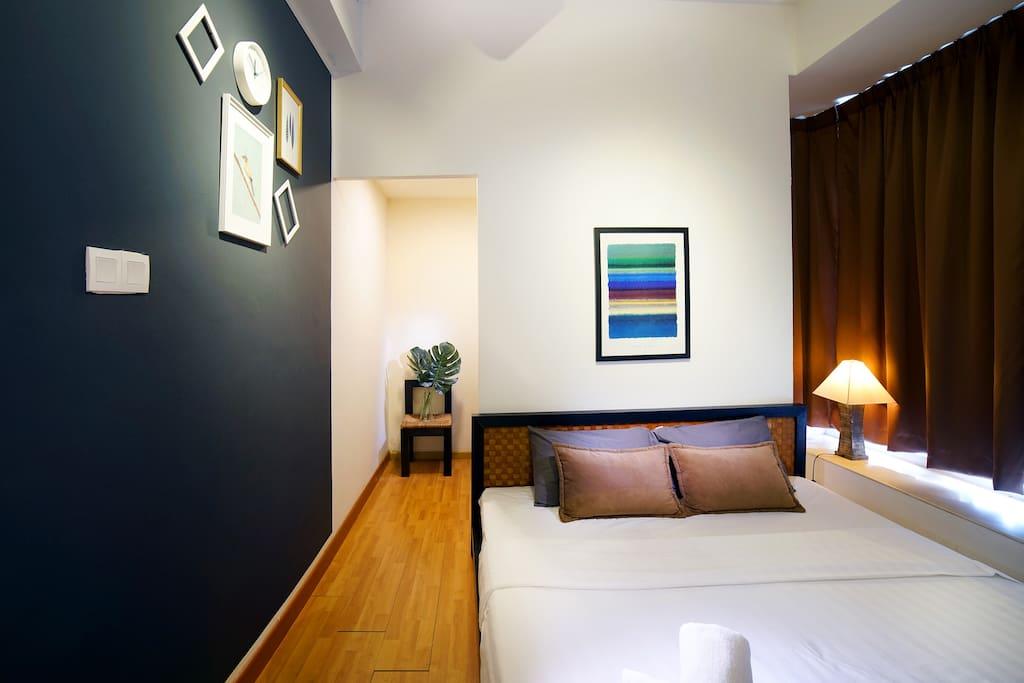 Modern Interior Design Suites Room