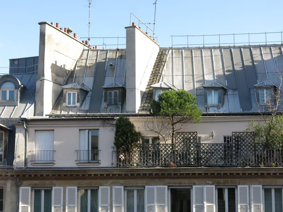 Au bonheur des dames appartements louer paris le for Reglement interieur immeuble