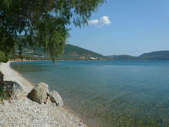 Jolie maison 4 pers. en Grèce - Mitilini - Talo