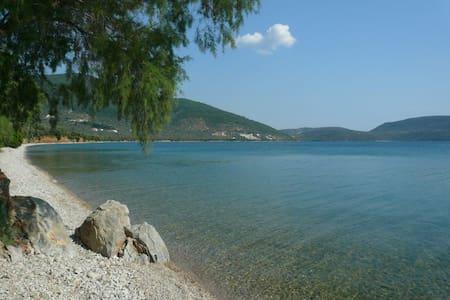 Jolie maison 4 pers. en Grèce - Midilli - Ev