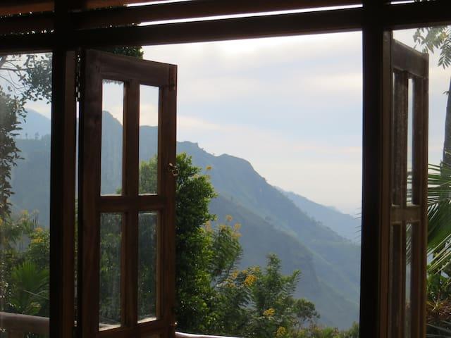 Ella Mount View Guest Inn Room 1 - Ella - ที่พักพร้อมอาหารเช้า