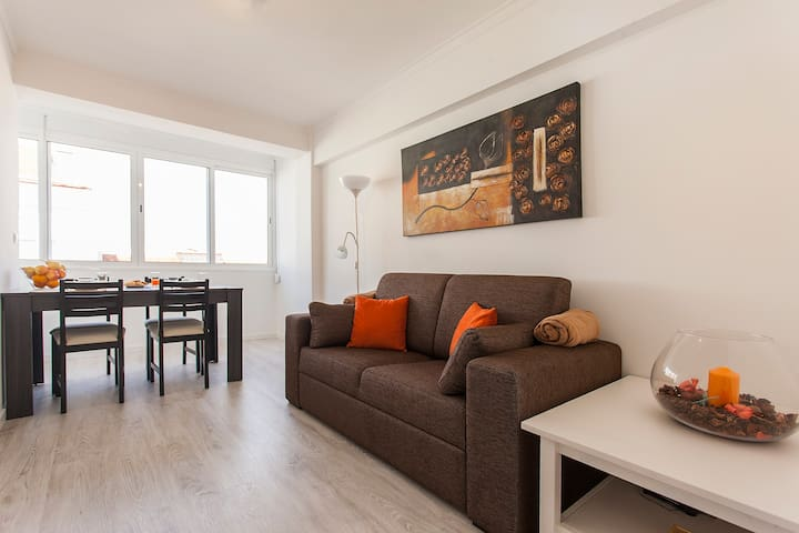 Center House - Lisboa - Daire