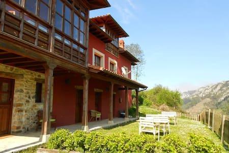Hotel rural La Gloria del Sueve - Oriente de Asturias
