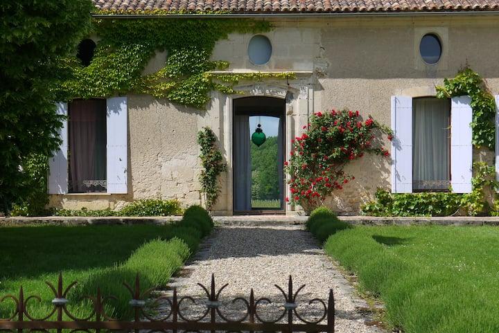 Superbe maison dans les vignes
