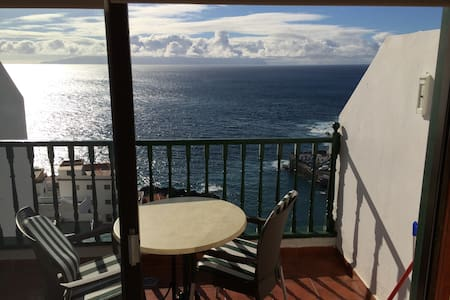 506-STUDIO-SEAVIEW-WIFI - Puerto de Santiago - Apartment