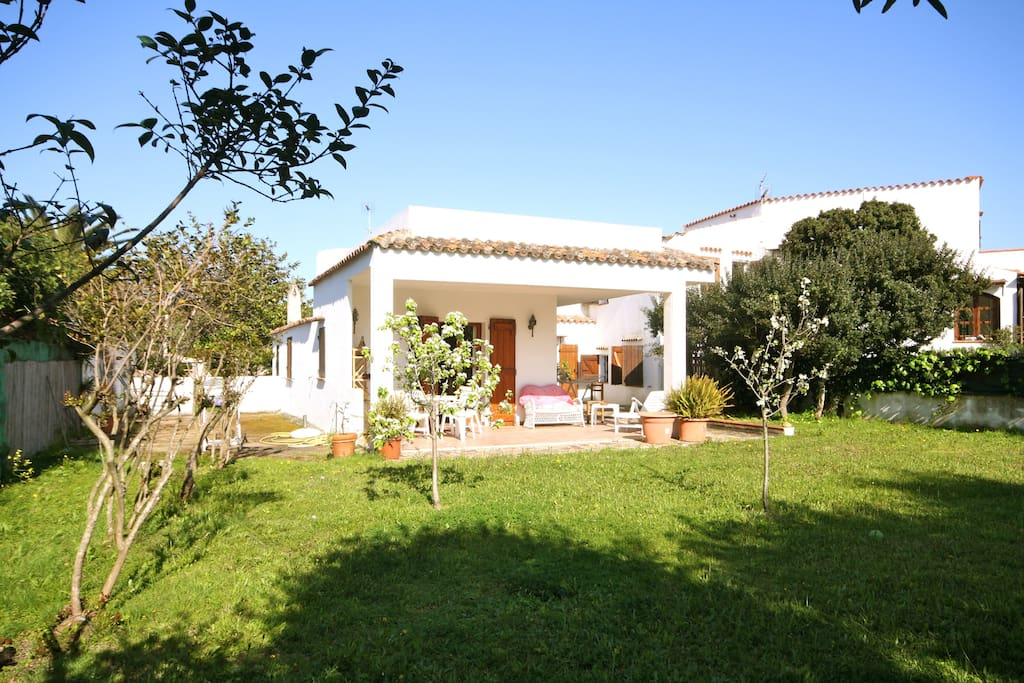 Casa al mare con giardino case in affitto a pittulongu - Casa con giardino milano ...