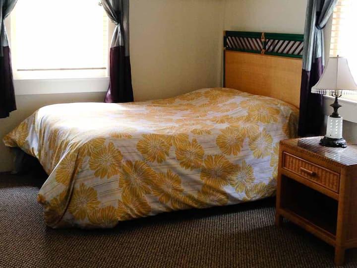 Yukimiso Bed & Breakfast, Full Bed