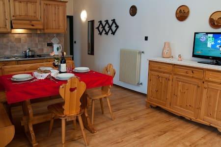 Casa montagna, Centro Dolomiti BO - Pera - Apartament