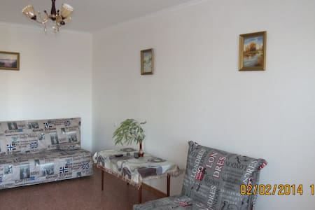 Квартира рядом с Олимпийским парком - Sochi