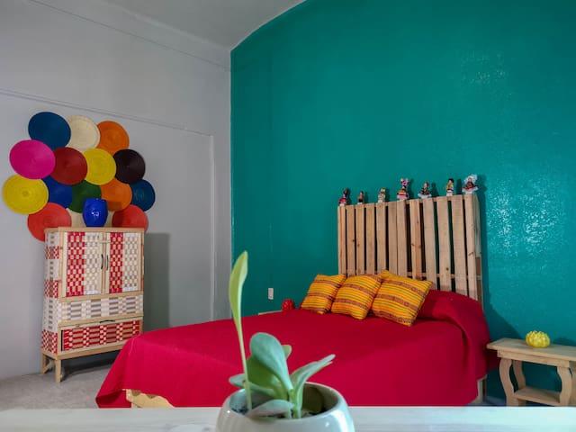 Casa Maguey / Bedroom 1