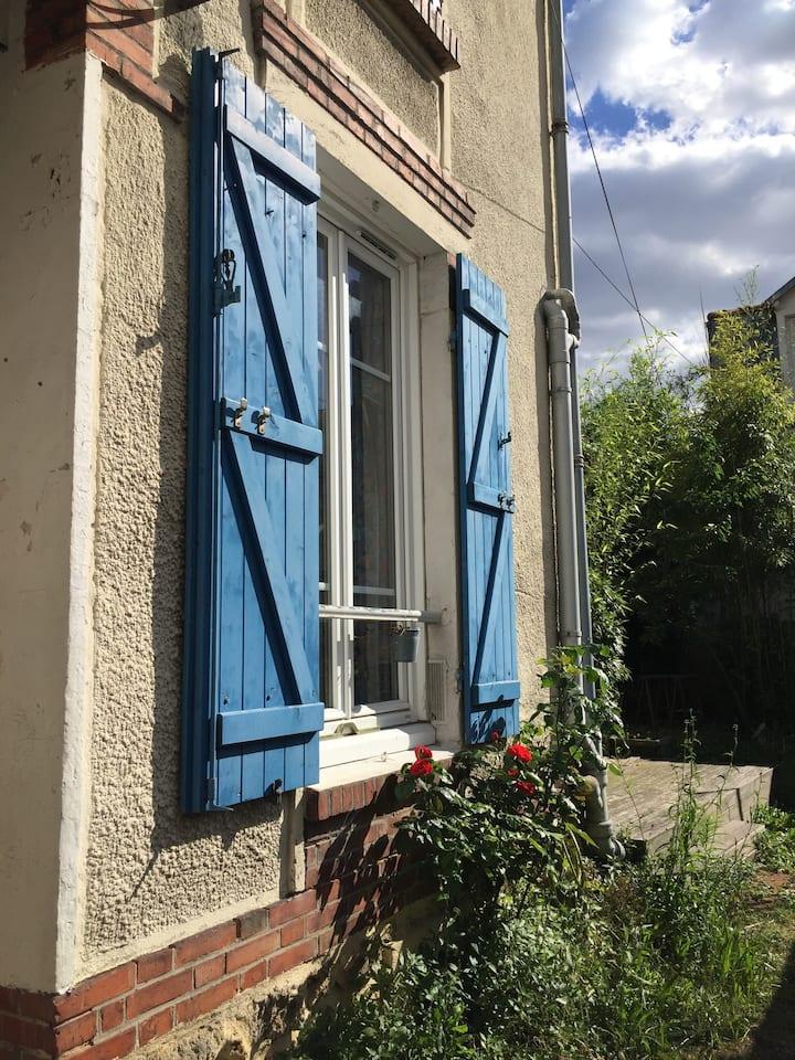 Chambre cosy à seulement 10 minutes de Paris