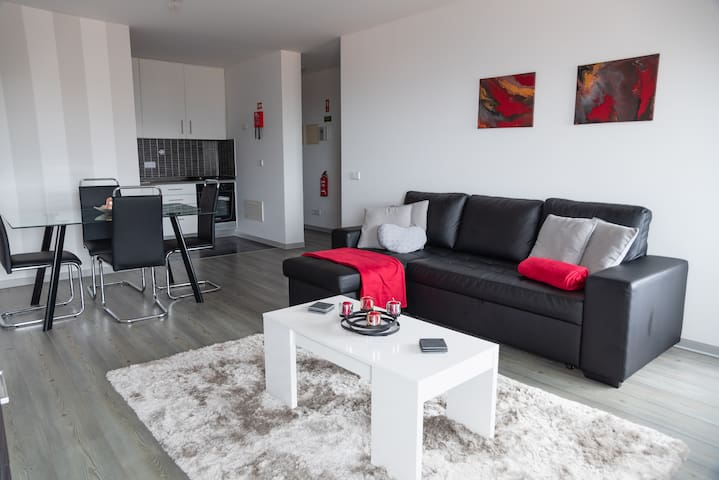 New cosy 2 bedroom apartment in Funchal