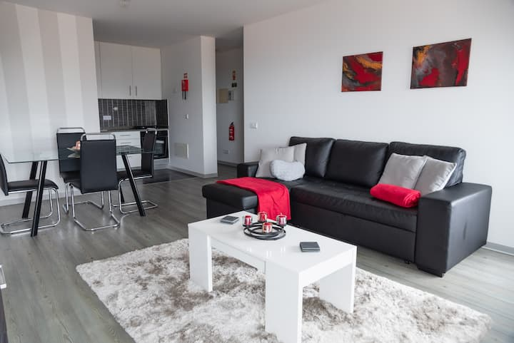 Cosy 2 bedroom apartment in Funchal