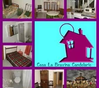 Casa La Bravina Candelario - Candelario
