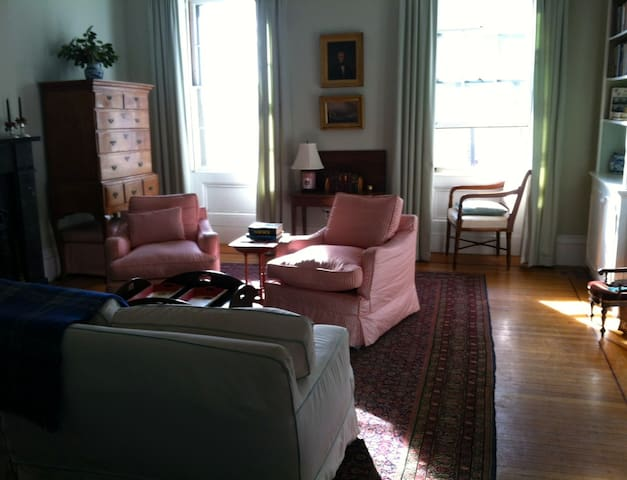 Perfect Pied-a-terre near Brown Univ. and RISD
