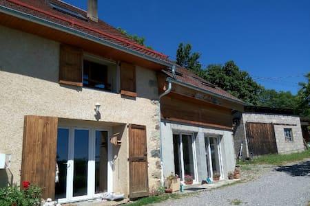 Petit havre de paix au milieu des  montagnes - Saint-Julien-en-Champsaur - Dům
