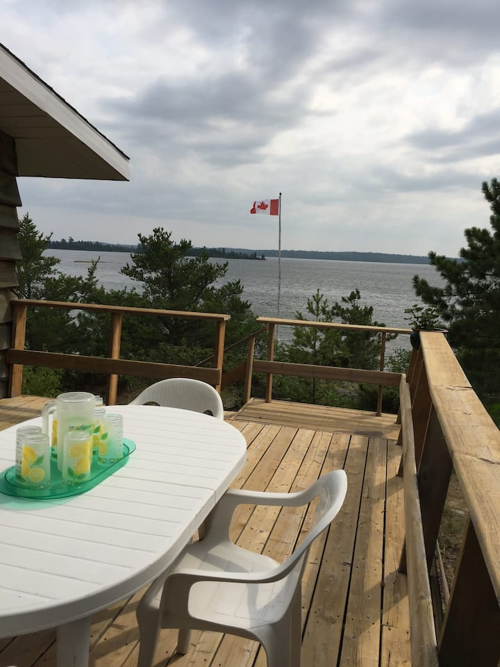 Waterfront Cottage, Lake of the Woods, Kenora, On