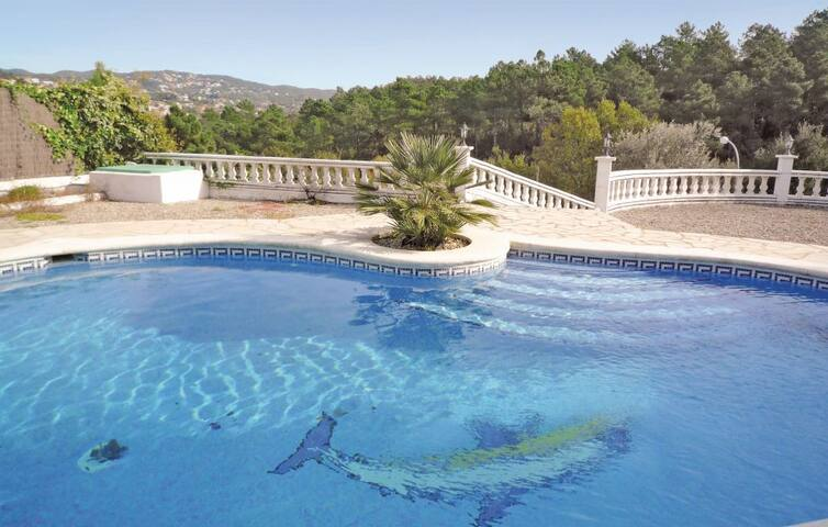 Villa Paradis  Lloret de mar - Puigventós - House