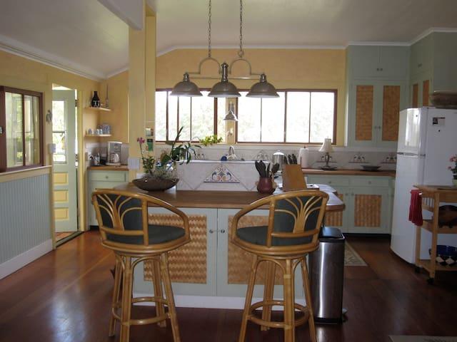 Ohana Suite / Waimea Guest House - Waimea - Hus