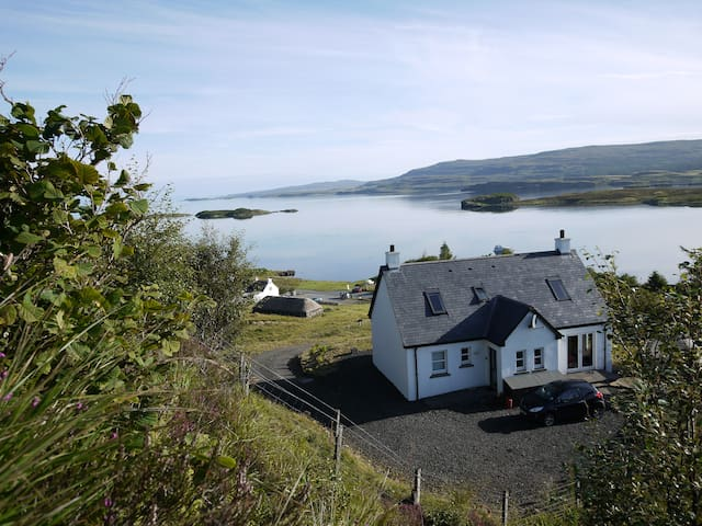 Luxury cottage, Isle of Skye