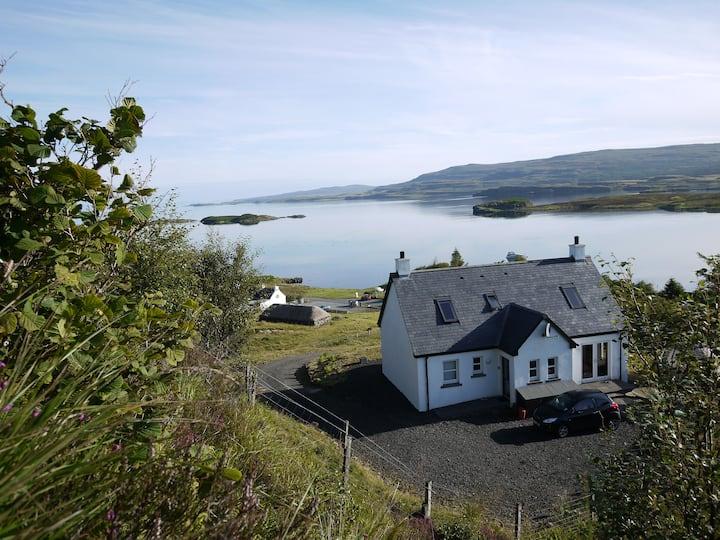 Luxury cottage, Isle of Skye