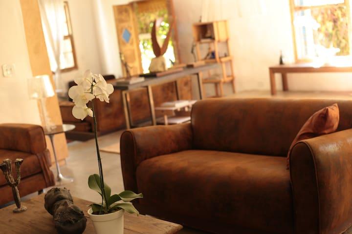 Casa Crudo - Suíte - Salesópolis - Casa de campo