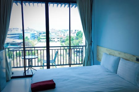 Rinrada loft resident 2 - Amphoe Mueang Chiang Mai - Daire