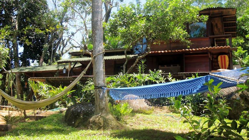Rainforest House - Ilha Grande - Ilha grande, Angra dos Reis - House