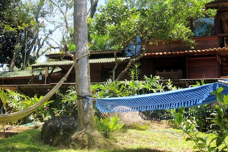 Rainforest House - Ilha Grande