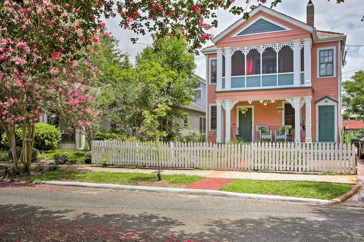 Chic Historic NOLA Home w/Porch, Walk to City Park