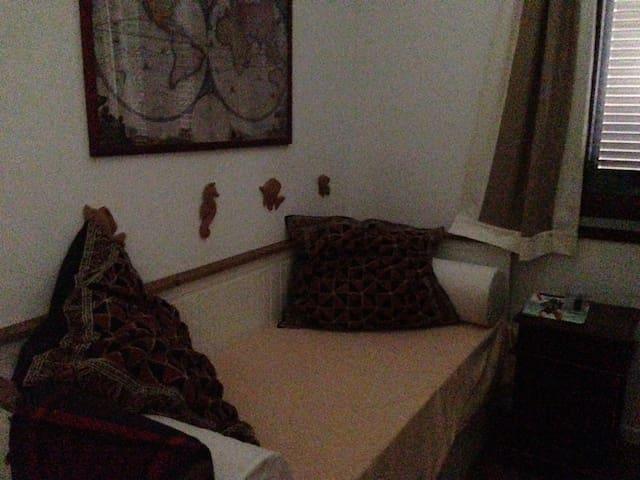 1 camera letto -1/2 persone
